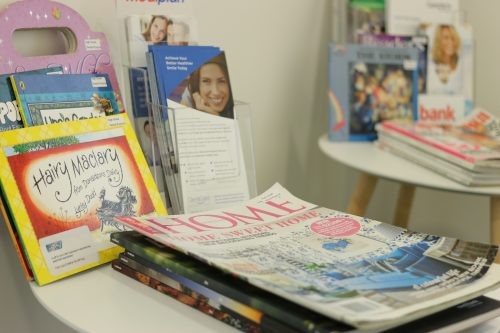 Books for patients