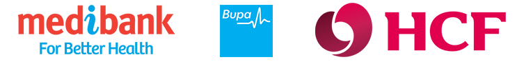 Bupa, Medibank Private & HCF